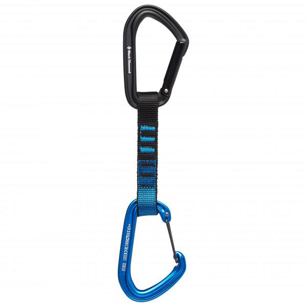 Black Diamond - Hotforge Hybrid Quickdraw - Quickdraw Size 12 Cm  Black/blue