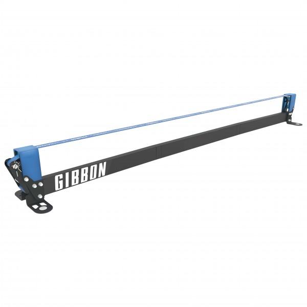 Gibbon Slacklines - Slack Rack Fitnessedition - Slacklining Size 3 M  Black