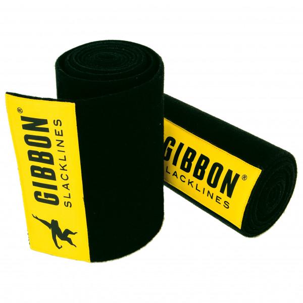 Gibbon Slacklines - Treewear - Baumschutz Gr 100 cm schwarz 18097