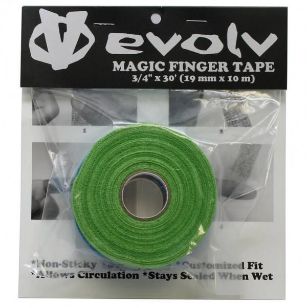 Evolv - Magic Finger Tape - Tape Gr 10 m - 1,25 cm EVL0219