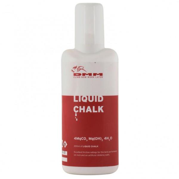 DMM - Liquid Chalk Gr 200 ml weiß/rot DMMCLIQUID