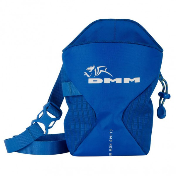 DMM - Traction Chalk Bag blau