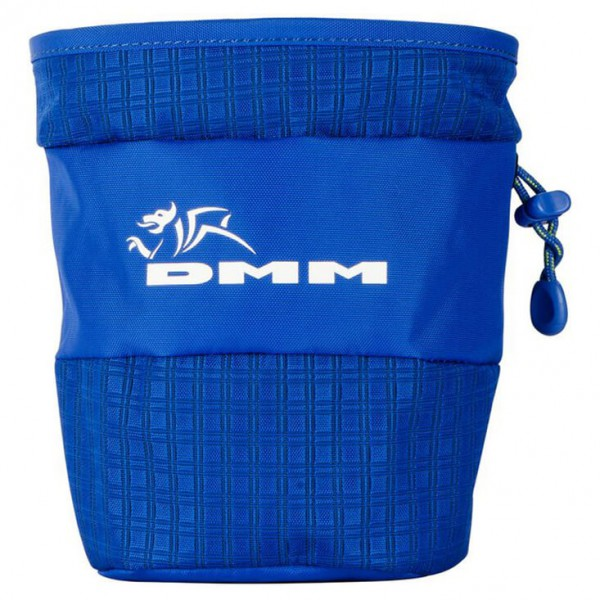 DMM - Tube Chalk Bag blau