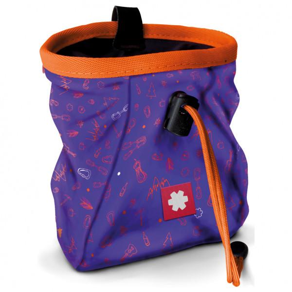 Vaude - Womens Idris 3in1 Parka Ii - 3-in-1 Jacket Size 36  Red/purple