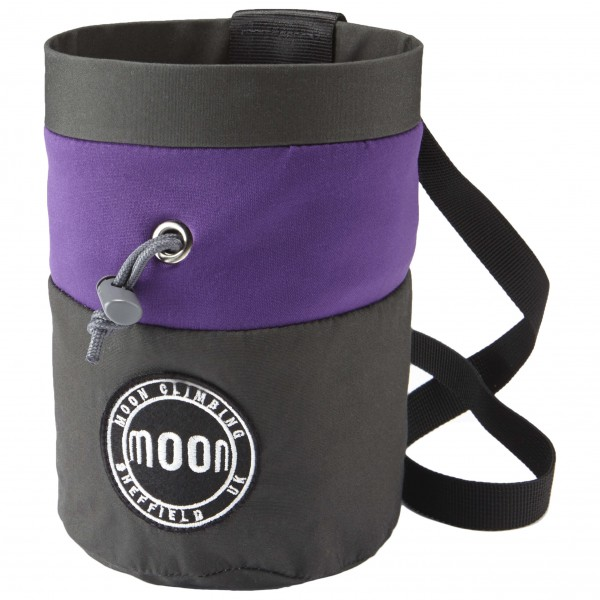 S7 Retro Chalk Bag - Chalkbag grau/lila