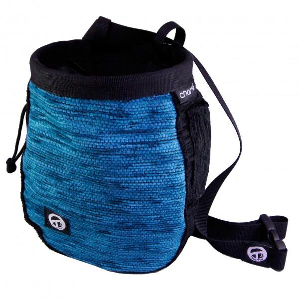 Charko - Armadillo - Chalkbag Gr One Size blau