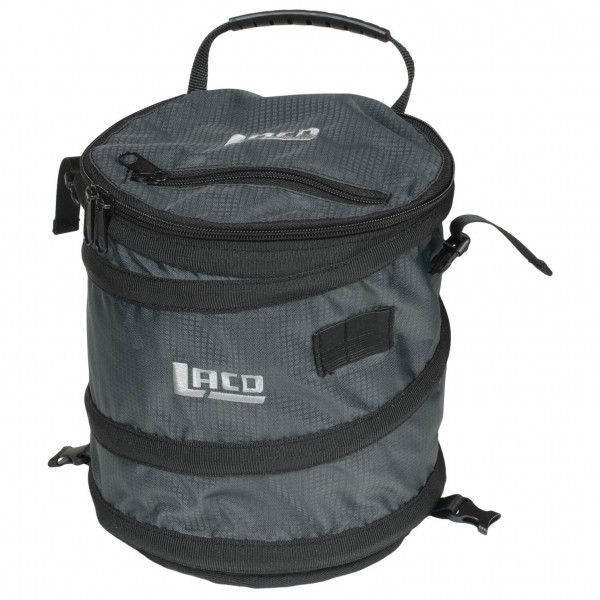 LACD - Chalk Bucket Easy Spring Chalkbag grau - broschei