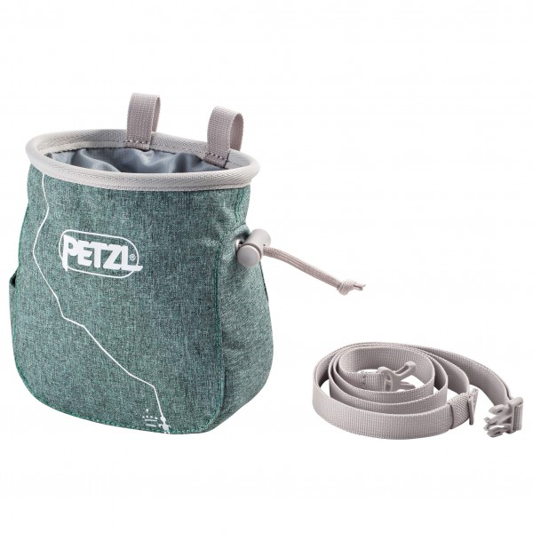Petzl - Saka - Chalkbag Gr One Size grau S039AA01