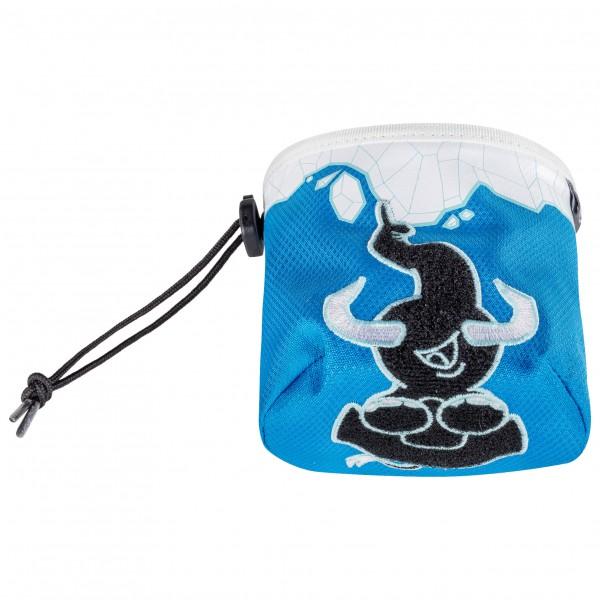 Mammut - Kids Chalk Bag Mammut - Chalkbag Gr One Size blau/grau/schwarz 2050-00010-5611-1