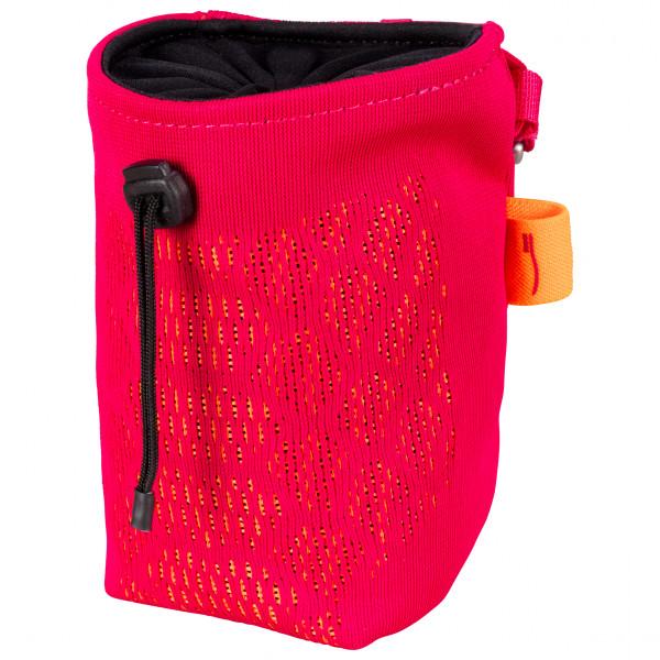 Mammut - Knit Chalk Bag - Chalkbag Gr One Size rot/rosa 2050-00250-6358-1