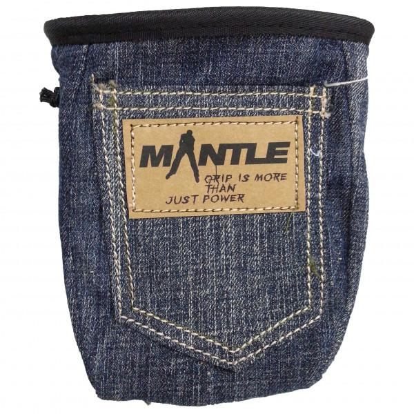 Mantle - Kletter Chalk Bag - Chalk Bag Black/grey