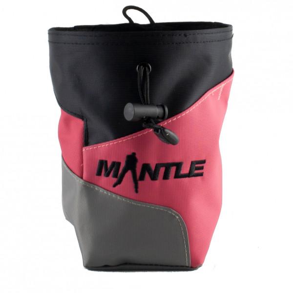 Mantle - Kletter Chalk Bag Crimpy - Chalk Bag Black/pink