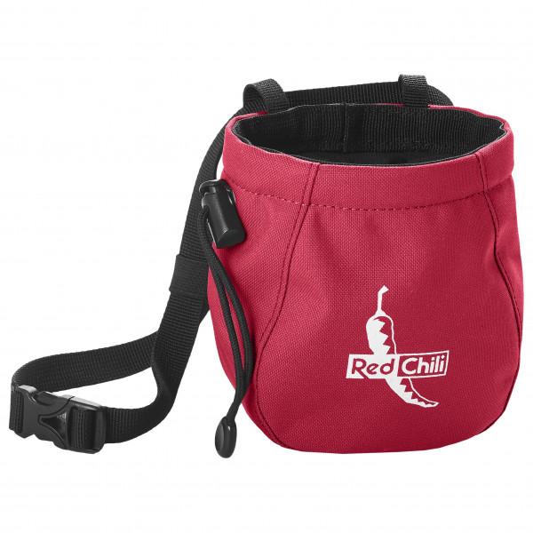 Red Chili - Kid's Chalk Bag Kiddy - Chalkbag rosa/schwarz/rot 360050000390