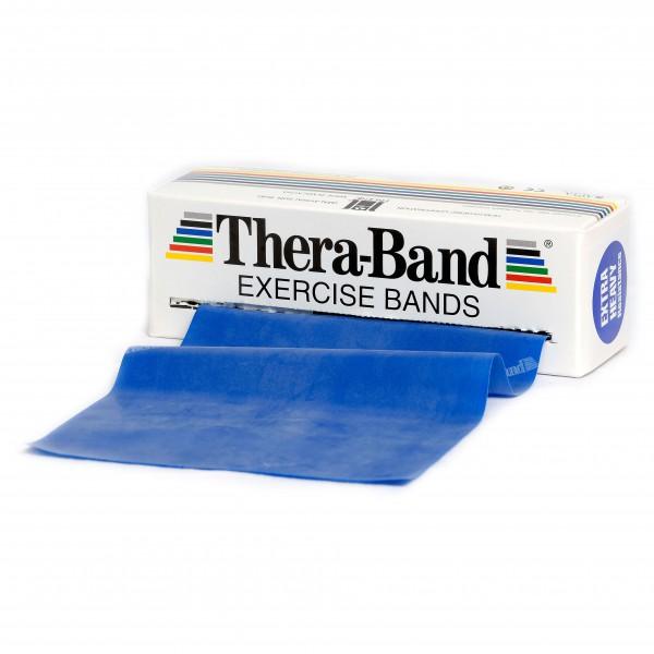 Thera-Band - Übungsband - Fitnessband Gr 12,8cm x 5,50m grau 20030