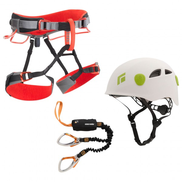 Black Diamond - Easy Rider Via Ferrata Package Gr XS-M