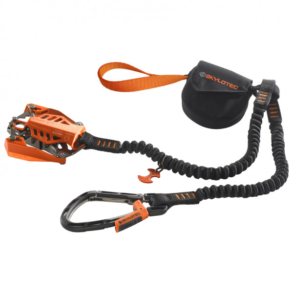 Skylotec - Rider 3.0 - Klettersteigset schwarz/orange