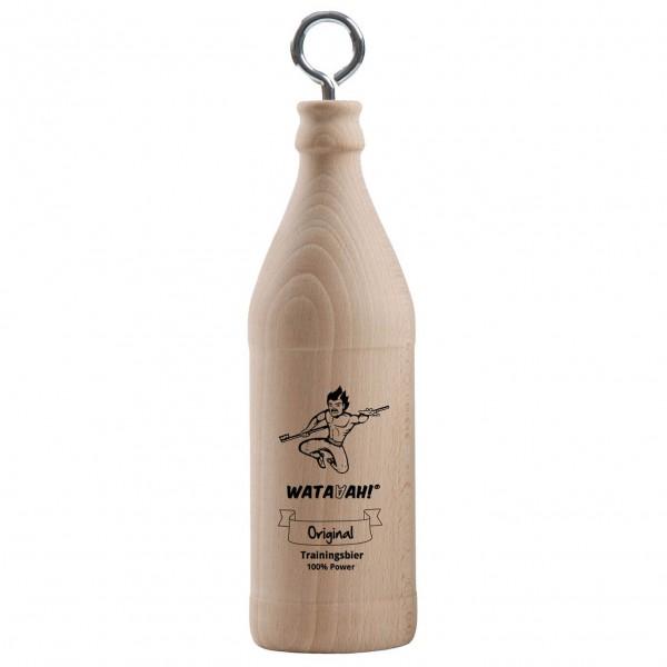 Wataaah - Trainingsbier - Trainingsgriffe beige 3010