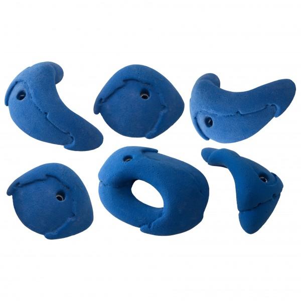 Metolius - Roof Jug 6 Pack Blue Ribbon - Klettergriffe Gr 6 Holds blau Preisvergleich