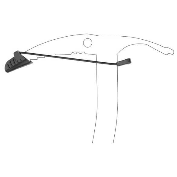 Grivel - Cover Blade - Hauenschutz grau PJ049.23