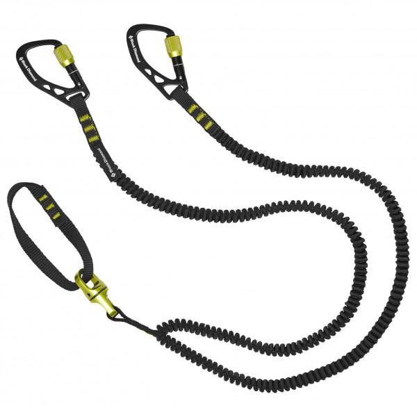 Black Diamond - Spinner Leash - Leash Black/green