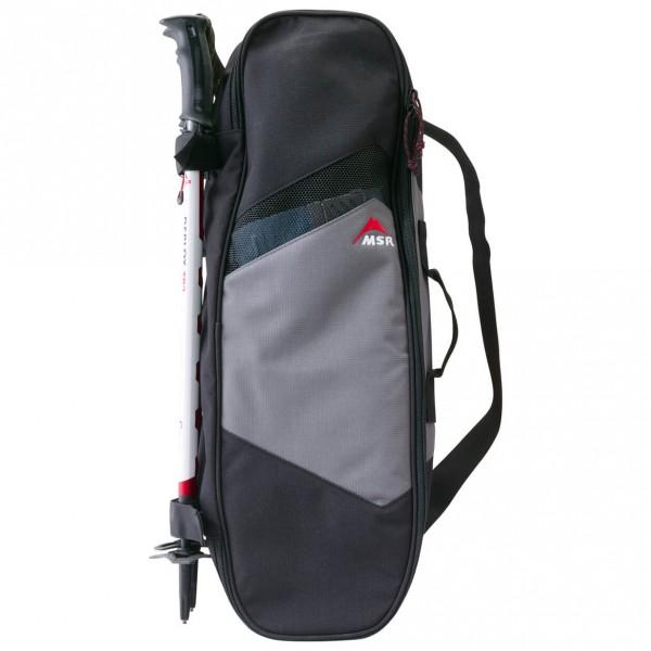MSR - Snowshoe Bag - Schneeschuhe schwarz