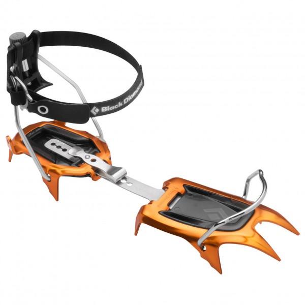 Black Diamond - Neve Pro - Crampons Orange