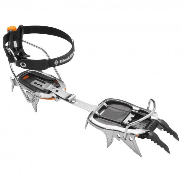 Black Diamond - Cyborg Stainless Steel - Crampons Polished