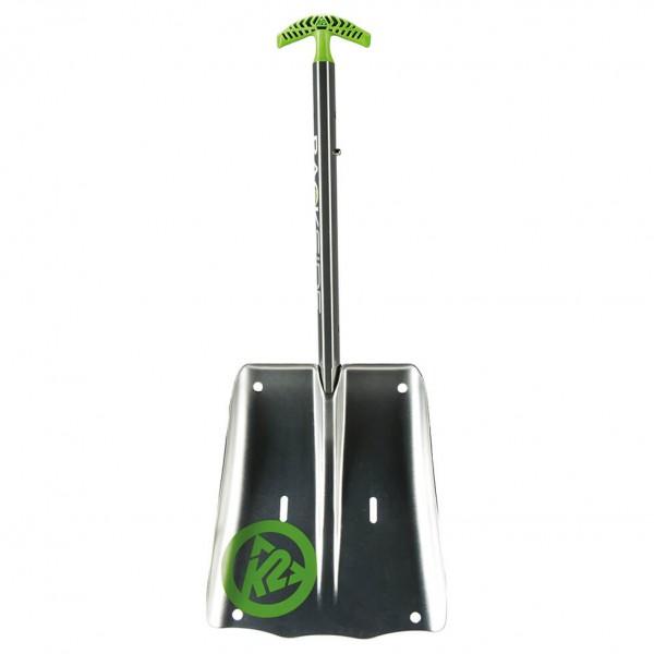 K2 - Speed Shovel Lawinenschaufel grau/grün