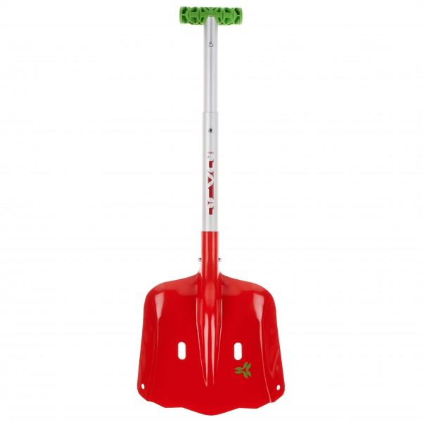 Arva - Access Ts Shovel Lawinenschaufel Gr 530 g rot/weiß - broschei