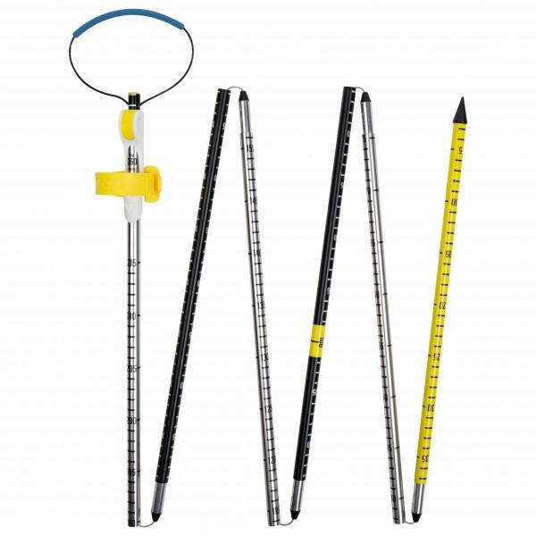 Pieps - Probe Alu Sport - Avalanche Probe Size 260 Cm  Black/yellow