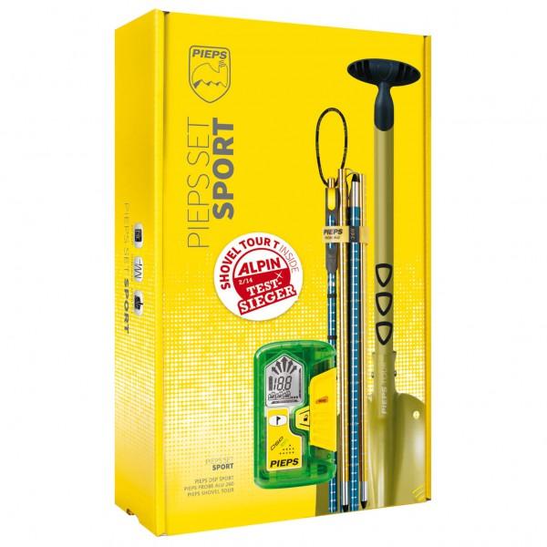 Pieps - Set Sport T LVS-Geräte-Set gelb
