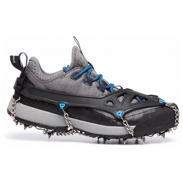 Black Diamond - Access Spike Traction Device - Snow Spikes Size 46 5-49 5  Metal