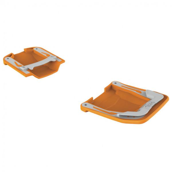 Petzl - Paar Antisnow Vasak Sarken Size One Size  Orange