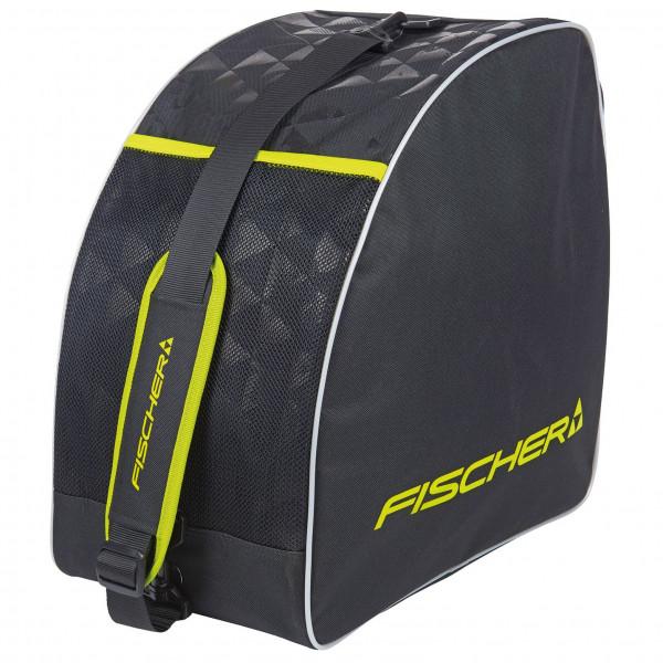 Fischer - Skibootbag Alpine Eco - Ski shoe bag size 40x40x20 cm, black