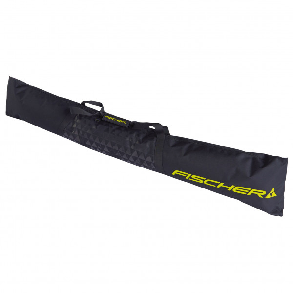 Fischer - Skicase Eco XC 1 Pair - Ski bag size 210 cm, black