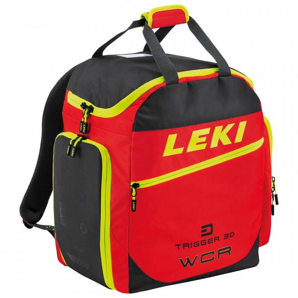 Leki - Ski Boot Bag WCR 60L - Skischuhtasche Gr 60 L rot/schwarz 360050006