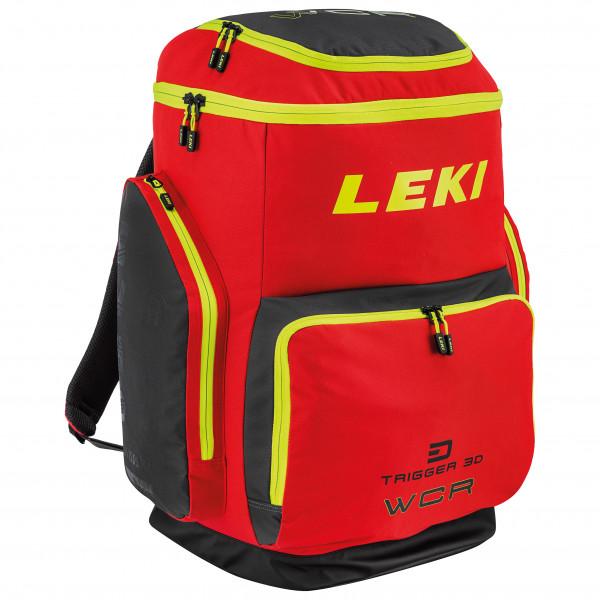 Leki - Ski Boot Bag WCR 85L - Skischuhtasche Gr 85 L rot/schwarz 360051006