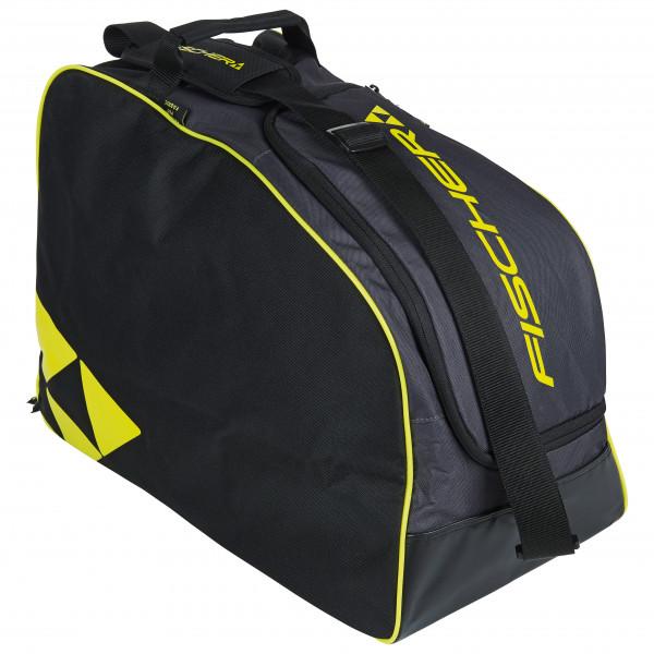 Fischer - Boot Helmet Bag Alpine Eco - Ski shoe bag size One Size, black