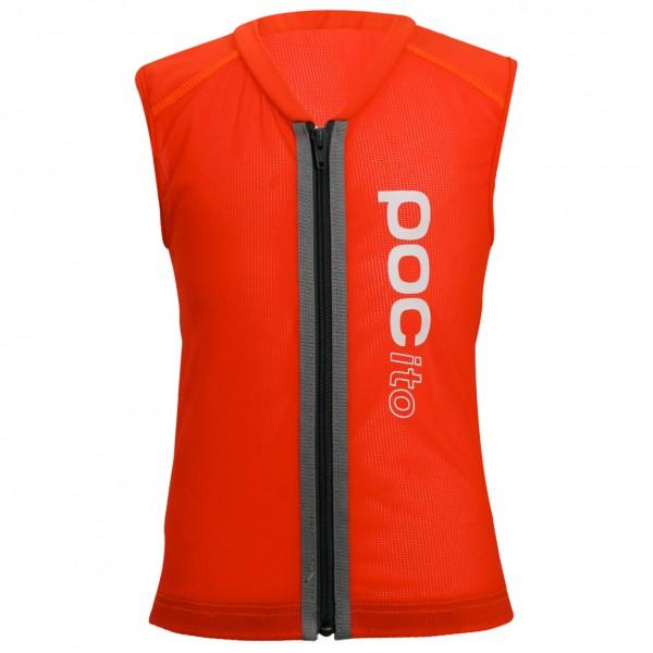 POC - Kid´s POCito VPD Spine Vest - Protektor Gr S orange