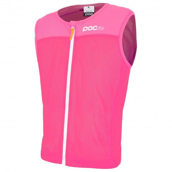 POC POCito VPD Spine Vest Rückenprotektor - Pink