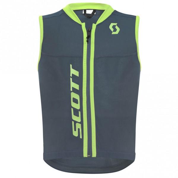 Scott - Vest Protector Junior Actifit Plus - Protektor Gr S blau/grün