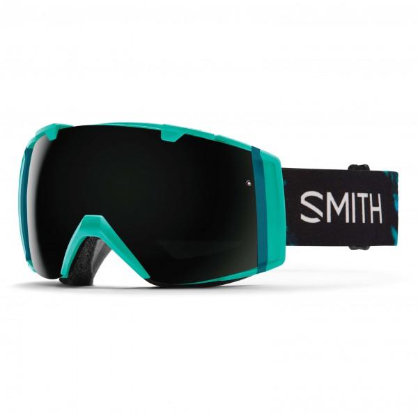 Smith - I/O Blackout / Red Sensor Skibrille schwarz Sale Angebote Drieschnitz-Kahsel