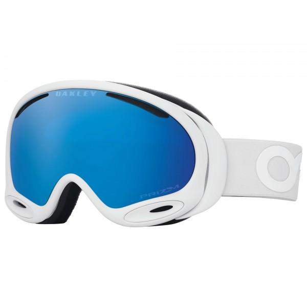 Oakley A-Frame 2.0 Snowboardbrille - Weiß - broschei