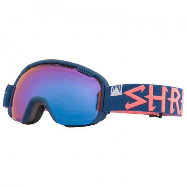 SHRED - Smartefy Grab Frozen Reflect Cat: S2 Skibrille Gr One Size blau Sale Angebote Remscheid