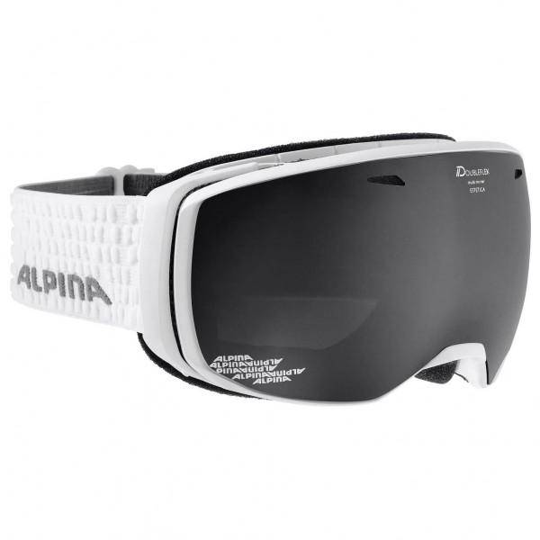 Alpina - Estetica MM - Skibrille grau/schwarz
