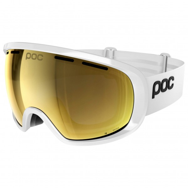 POC - Fovea Clarity Mirror S3 - Skibrille Gr One Size braun/orange
