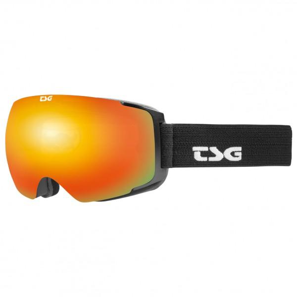 TSG - Goggle Two S3 (VLT 3-18%) - Skibrille orange/schwarz 340124