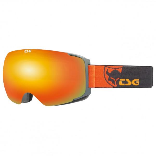 TSG - Goggle Two S3 (VLT 3-18%) - Skibrille grün/türkis/grau 340124