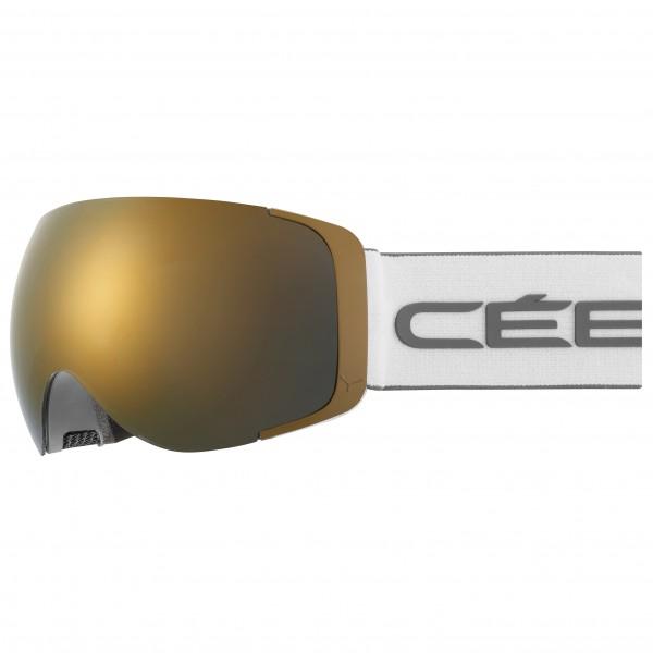 Cébé - Exo OTG Cat. 1 + 3 - Skibrille Gr L grau/braun CBG255