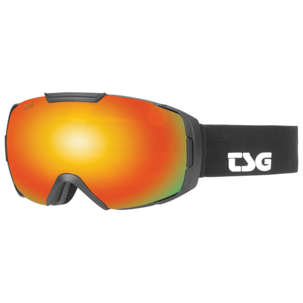 #TSG – Goggle One S3 (VLT 3-18%) – Skibrille orange/schwarz#